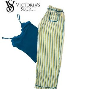 Victoria's Secret PJ Set W/ Flannel Pant